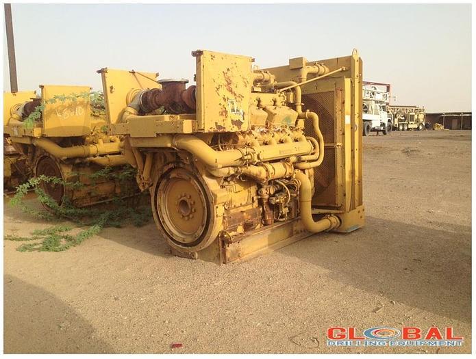 Used Item 0642 : Caterpillar D379B Engine