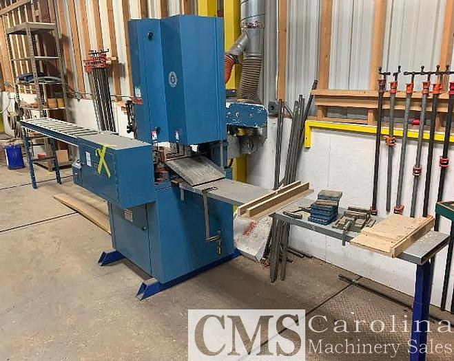Used Woodworking Products Equipment liquidation