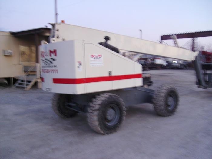 2002 TEREX TB-66