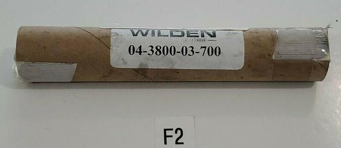 *NEW* WILDEN 04-3800-03-700 DIAPHRAGM PUMP SHAFT + WARRANTY & FREE SHIPPING!