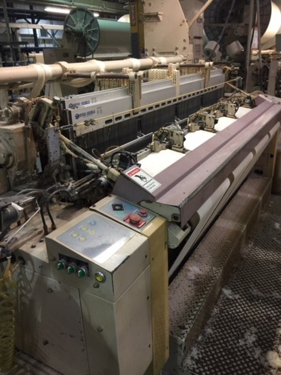 2002 12 Tsudakoma ZAX Terry Towel weaving machines