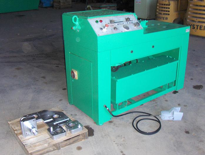 Used Apollo 60 Ton Mdl. P600 Hydraulic Bender