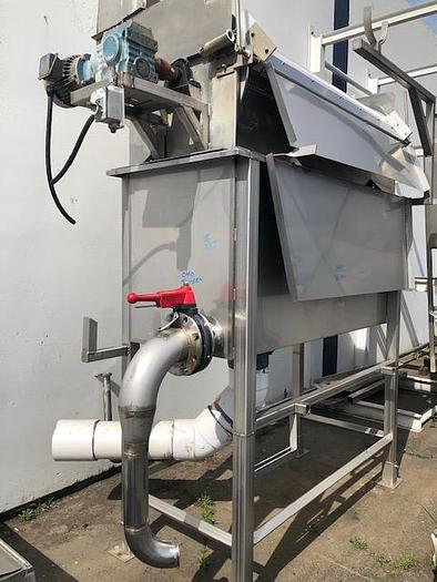 Dontech Rotary WasteWater Screen