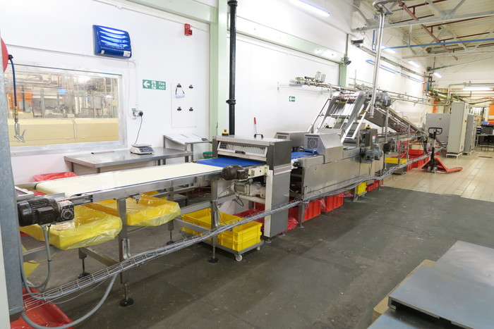 HAAS 72-plate WAFER LINE