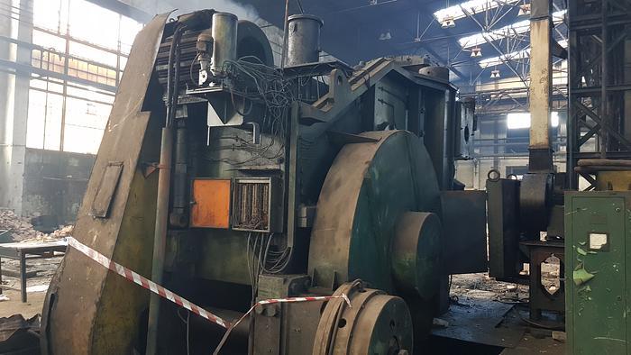 Forging Press HASENCLEVER WSHK 1250TON
