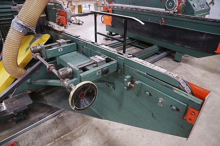 Mereen Johnson 820 Double End Tenoner