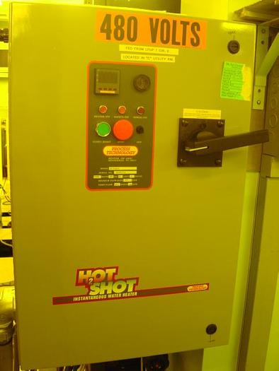 Used Process Technology  H2OT SHOT (HC Series) Instantaneous Water Heater