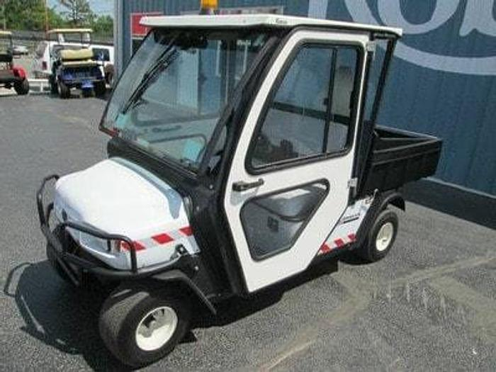 Used 2010 Cushman Cart
