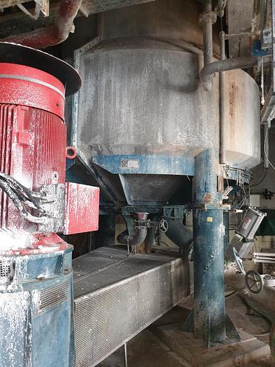 Gebraucht (SPA-390) - Pulper - Escher Wyss St 6 C-M 26m³ - 4 pc available