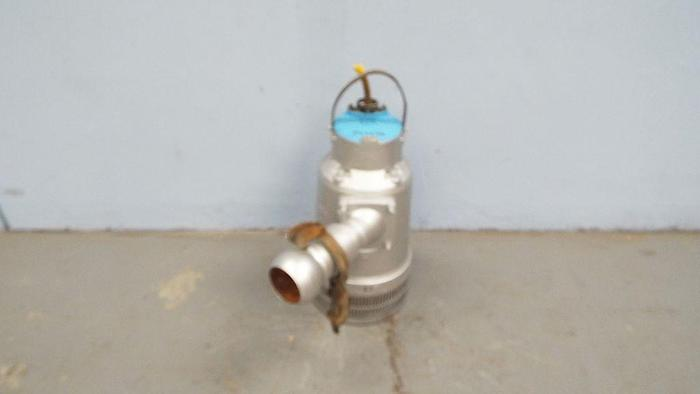 8 kW HT Submersible Pump – P11216