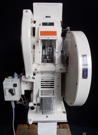 Used F 14659 D - Excenter Tablet Press KORSCH EK 0