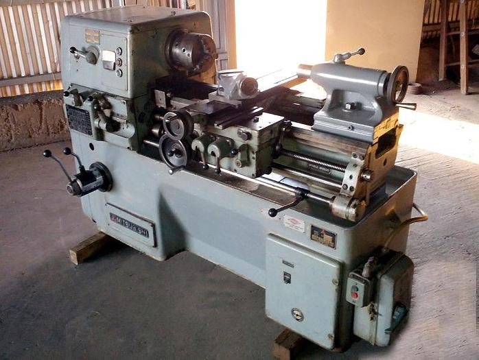 Used Mitsubishi Model HL-300 Lathe
