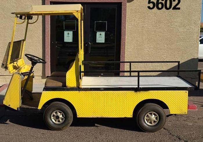 Used 2004 EZGO Electric Cart TXT/6289