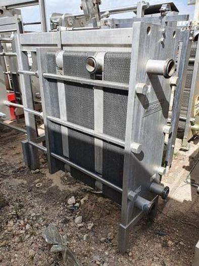Used 2015 Arsopi CH10-HP2C-201 Heat Exchanger