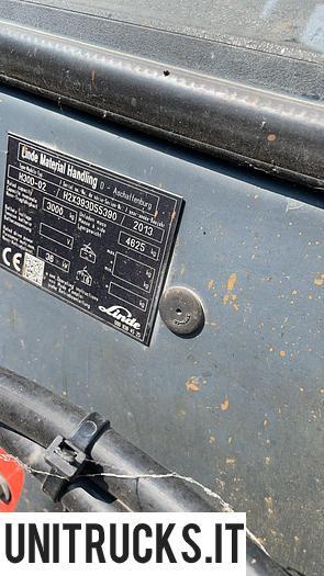 Usata 2010 LINDE H30D