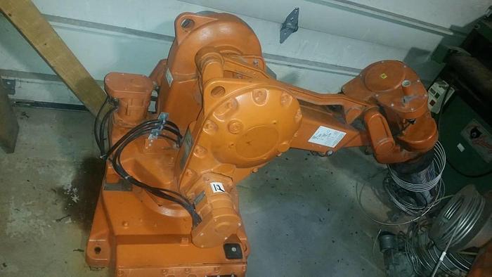 ABB IRB 6400 Heavy Duty Robots