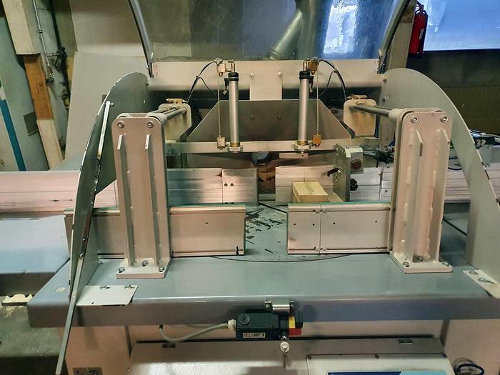 2007 STROMAB Italy STROMAB CT 600 optimizing  crosscut saw