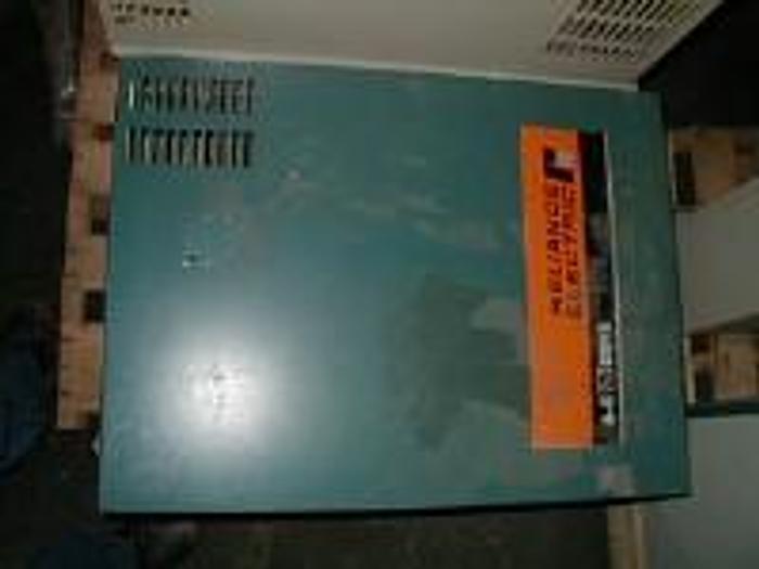 Used 10 HP Reliance AC drive.