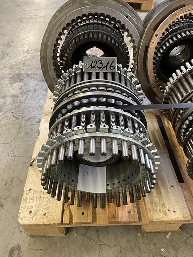 Gebraucht gebr. Prägeeinsatz für Uniplast 160-C Abmessungen: ca. 25 x 15 mm, Form: