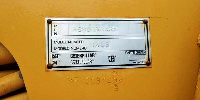 1994 Caterpillar 140G