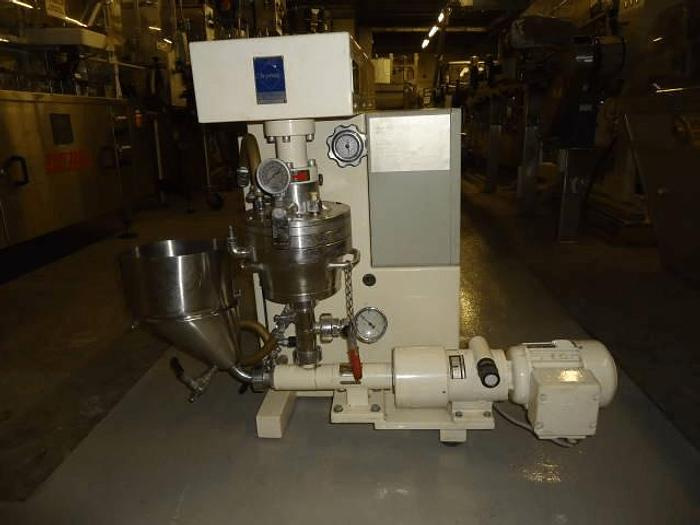 Used FRYMA MSM-12 COBAL MILL – S/S – JACKETED
