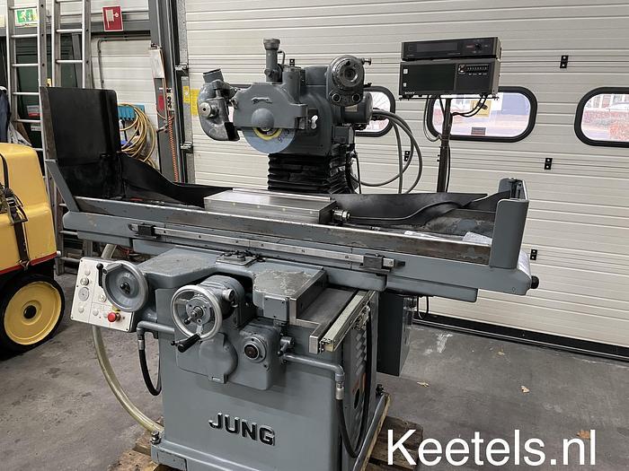 Gebruikt Jung F-50 vlakslijpmachine