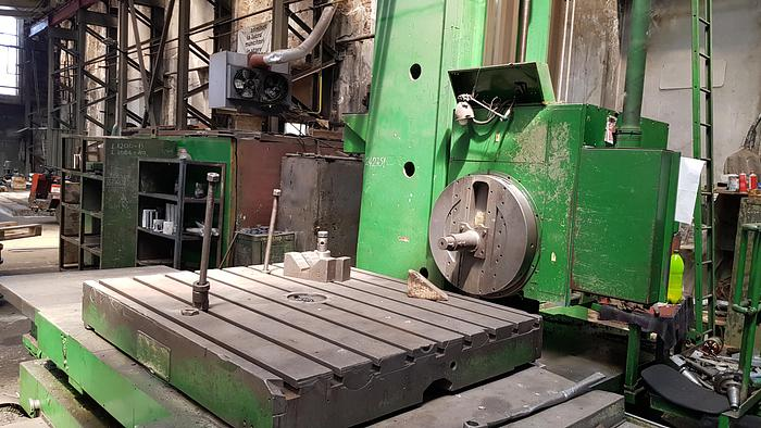 1980 Horizontal Boring Machine BFT130/6