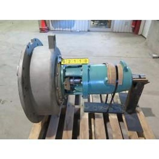 Used FIBERPREP LAMORT SIZE II SCAVENGER DRIVE ASSEMBLY RECONDITIONED
