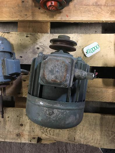 Used ASEA Electric motor 0,75 kW 1850 r/m