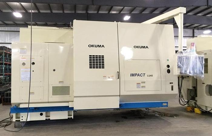 Used 1998 Okuma Impact LU-45 2SC/1000