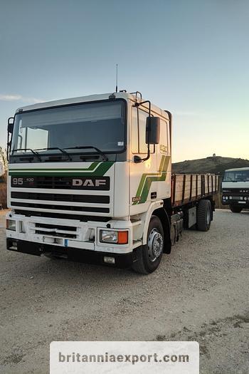 Used 1993 DAF 95 430 ATI truck