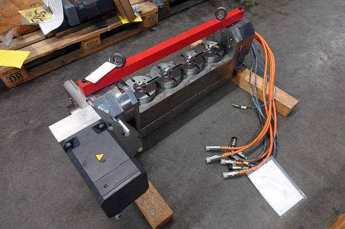 Gebraucht 5-Achsen- NC Teilapparat FIBROPLAN - NEUWERTIG