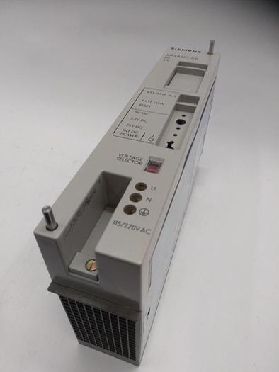 Simatic S5 Modular Power supply E220 G5/3WRGD, Siemens,  neuwertig