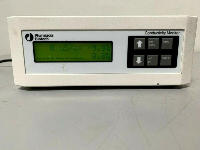 Used Pharmacia Biotech 18-1500-00 Conductivity Monitor  120/240 V