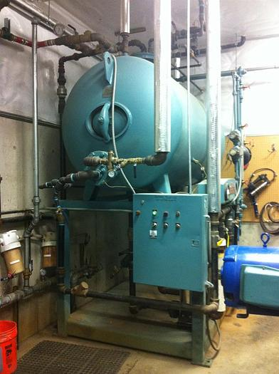 1998 Superior Mohawk 500 HP 150 PSI Steam Boiler  4-6-2506