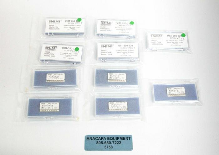 Vishay Micro Measurements MR1-350-130 Bridge Comp Module MMF011340 NEW LOT (5758