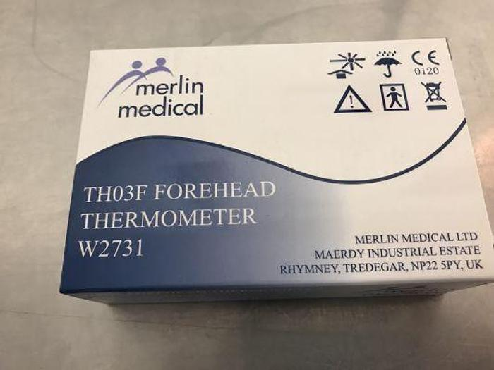 Thermometer Forhead Radiant Adult TH03F