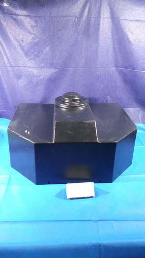 Used AMAT 0020-62693 Cover, Lid Assy / 0020-62693 / Rev 001 / PSC / Black / from 300mm Chamber Lid Top /