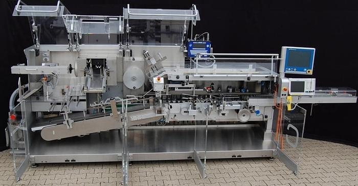 Used N14820D - Cartoner for Blisters UHLMANN C 2155