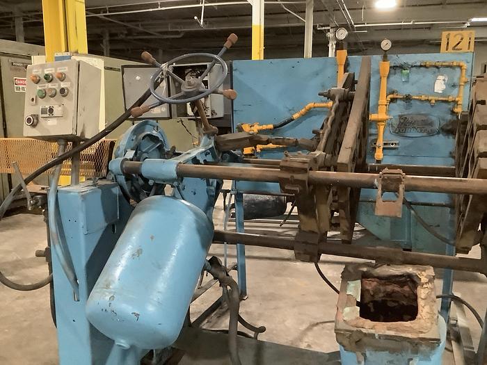 Used DEPENDABLE 400S SEMI AUTOMATIC  SHELL CORE MACHINE