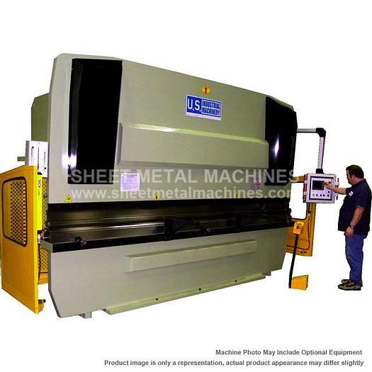 U.S. INDUSTRIAL CNC Hydraulic Press Brake USHB200-10