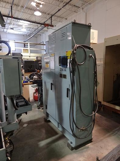 MICRON MODEL MD-450-RD CNC CENTERLESS GRINDER