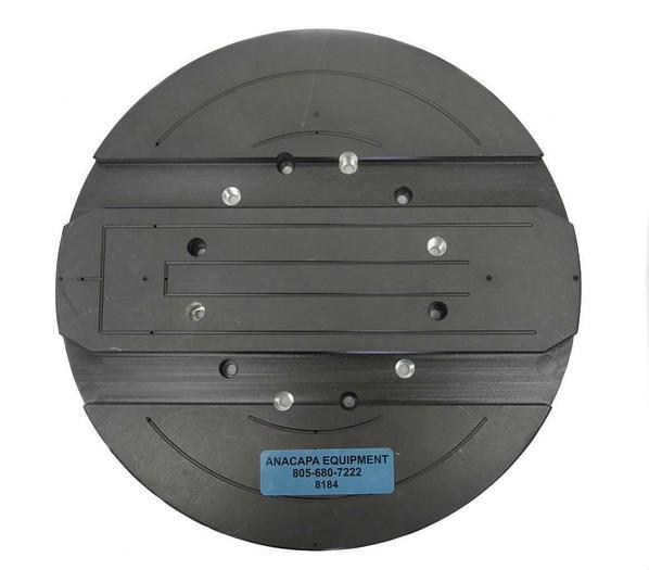 Used Bruker Veeco Wafer Chuck 311mm Diameter (8184)W