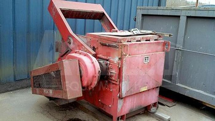 Used 2002 Cresswood 3630 Electric Stationary Grinder