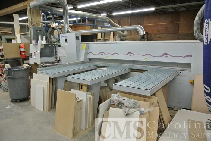 Used 2001 Homag Espana CH-03/32/32-PLUS Panel Saw
