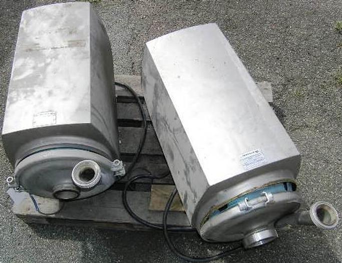 Used Alfa Laval pump , type ALC-2D/240