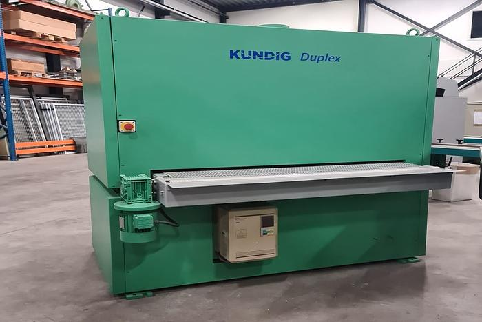 Used KUNDIG DUO 1350