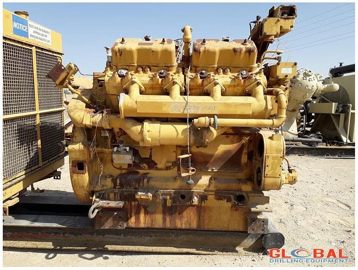 Used Item 0610 : Caterpillar D379B PC Engine
