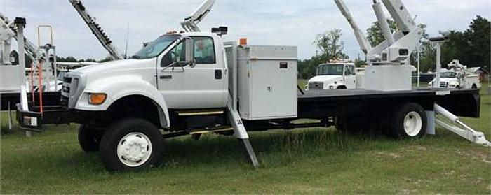 Used 2004 LIFT-ALL LANHD75-2E