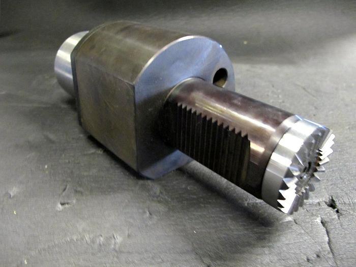 Gebraucht Axial Werkzeugkopf Angetriebenes Werkzeug VDI 50 568 - 323 -068